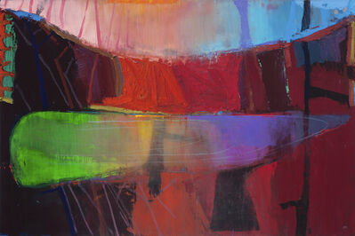 Brian Rutenberg, 'Banner of the Coast', 2020