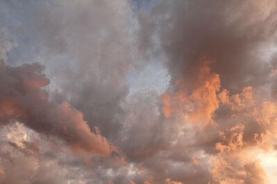 Mary Kocol, 'Sunset Clouds, June 3', 2013