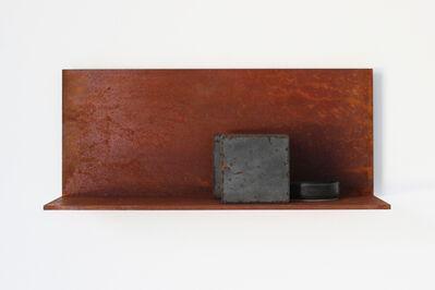 Edmund De Waal, 'XVI-IX (for Nerissa)', 2016