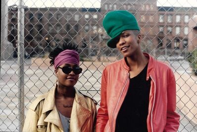 Jamel Shabazz, 'The Sisters', 1992