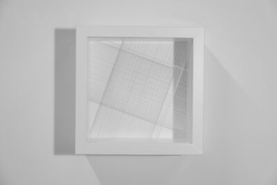 Robbert de Goede, 'Square by collision', 2014