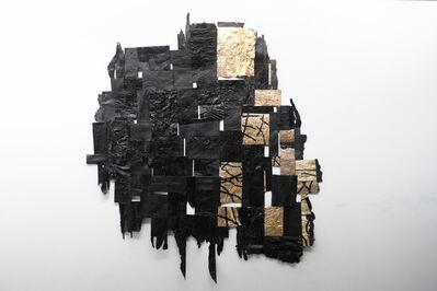 Clay Apenouvon, 'Profil Noir II', 2019