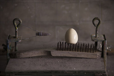 Yuval Yairi, 'Surprise Egg ', 2016