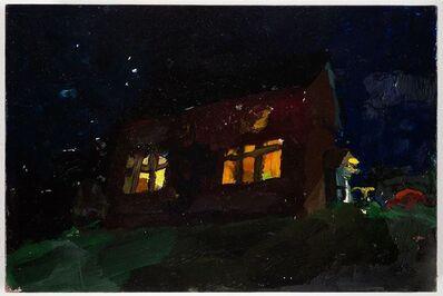 Susanna Coffey, 'Dave and Becca's House, 6/17', 2017