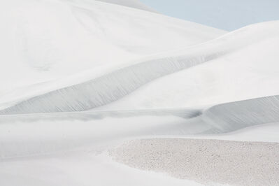 Maroesjka Lavigne, 'White Dune, Argentina', 2017