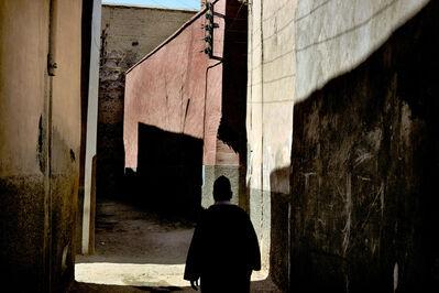 Harry Gruyaert, 'Shaded streets of the medina, Marrakech', 1977