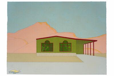 Barbara Schreiber, 'The Green House', 2018