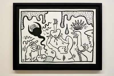 Keith Haring, 'Untitled', 1988