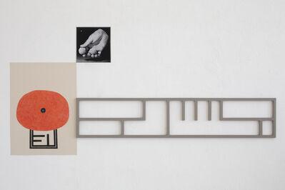 Nathalie Du Pasquier, 'Les Jeux de Mains #7', 2020
