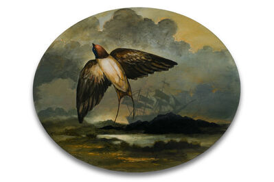 Kevin Sloan, 'The Wreck of The Promise', 2019