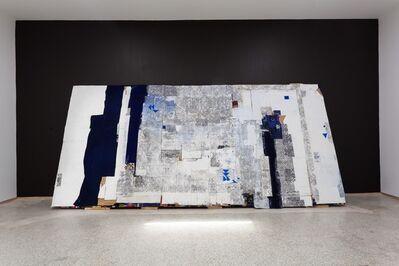 Yanira Collado, 'Untitled, sumando lineas', 2019