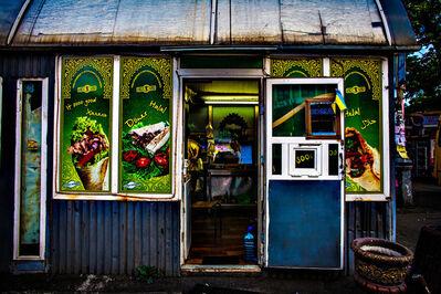 Bruce Alan Greene, 'Halal Kabab, Kyiv', 2015