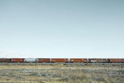 Jacob Hessler, 'Red Train'