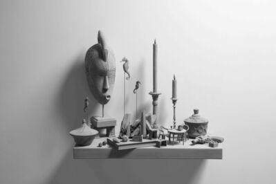 Hans Op de Beeck, 'Still Life (wall piece) (5)', 2019