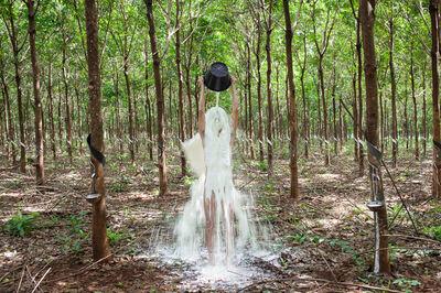 Khvay Samnang, 'L'Homme-caoutchouc (Rubber Man)', 2015