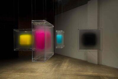 David Spriggs, '4 Colour Separation', 2012