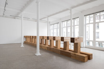 Carl Andre, 'THEBES', 2003