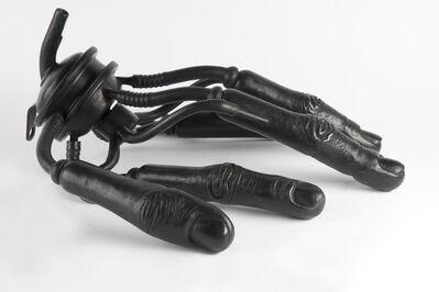 Prune Nourry, 'Hand Machine', 2012