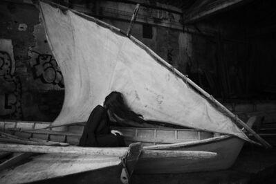 Corinne Mercadier, 'La traversée de Pénélope', 2019