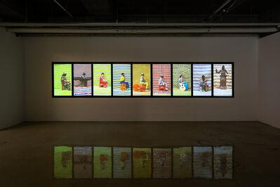 Hassan Hajjaj, 'My Rockstars Experimental Vol. 2', 2013/1434
