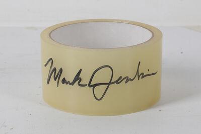 Mark Jenkins, 'Mini Trasher & Signed Sellotape, 2012', 2012