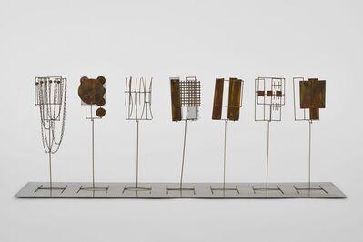 Fausto Melotti, 'Tema e variazioni III (Theme and Variations III)', 1969