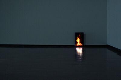 Youki Hirakawa, 'Lightning Tree - Bonfire'