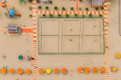 Bernhard Lang, 'Aerial Views, Adria 05', 2014