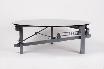 "Emmett Moore, '""ISCTL"" Table', 2015"