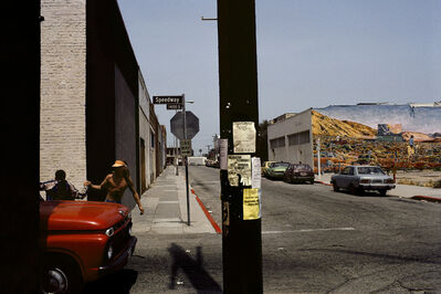 Harry Gruyaert, 'Venice Beach, L.A, USA', 1982
