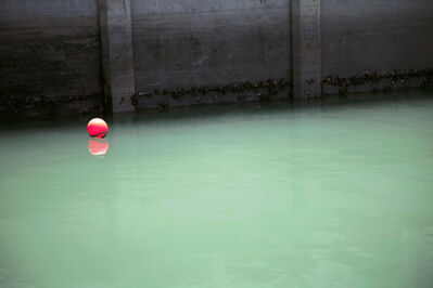 Jessica Backhaus, 'Harbor (from the series Once, Still and Forever)', 2010