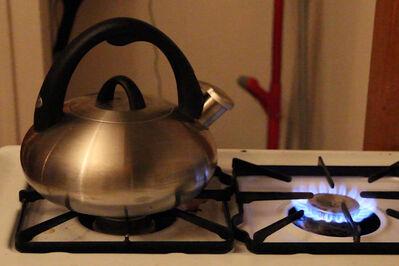 SERKAN ÖZKAYA, 'Teapot', 2011