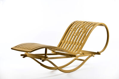Michael Hurwitz, 'Bentwood Rocking Chaise Lounge', 1990