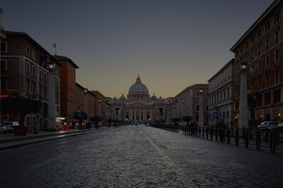 Angel Marcos, 'Vaticano 5', 2017