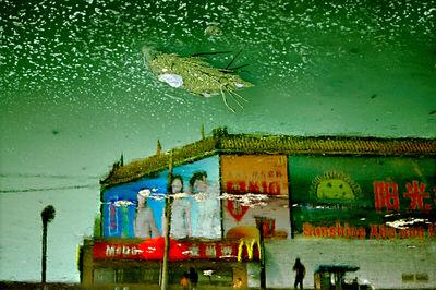 Han Bing (b. 1974), 'Plaza of Dionysus Bridge', 2005