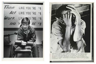 Murray Moss, 'TQ 97/98: Chico Lynch/Institutionalized Child', 1987/1971