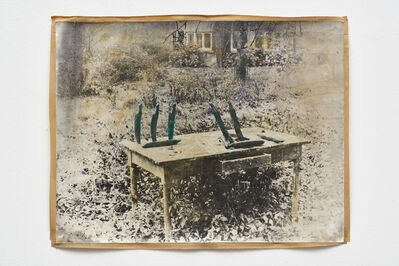 Johannes Brus, 'Gurkenparty', 1971/2010