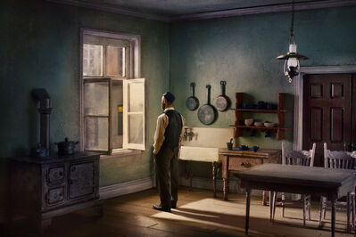 Richard Tuschman, 'The Tailor', 2014
