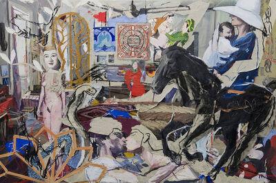 Luca Padroni, 'A casa di Mumma', 2016