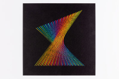 Gabriel Dawe, 'Variation No. 1 of Plexus No. 35,', 2020