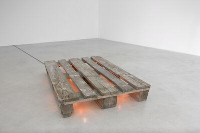 Miroslaw Balka, '120 x 80 x 15 / DB', 2008