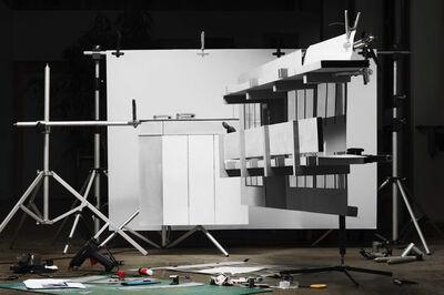 "Cortis & Sonderegger, 'Making of ""Olympia München"" (by Ludwig Wegmann, 1972)', 2014"