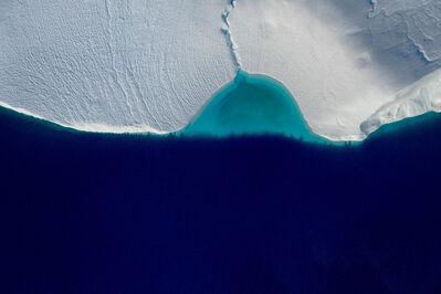 Dinesh Boaz, 'Breakwater, Ilulissat Icefjord, Greenland Ed. 1/10', 2019