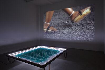 Lungiswa Gqunta, 'Feet under Fire', 2017