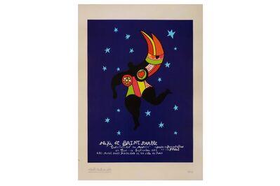 Niki de Saint Phalle, 'Invitation Au Musée Exhibition Poster', 1999