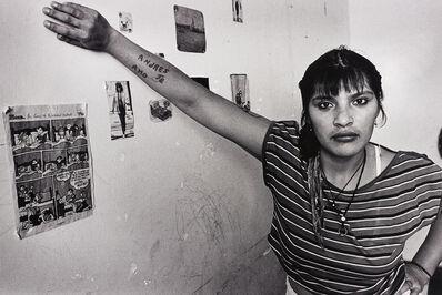 Adriana Lestido, 'Estela from Mujeres presas', 1991-1992