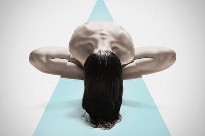 Carli Hermès, 'Curves 9', 2015