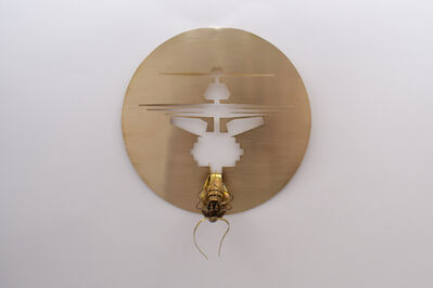 Victor Wong, 'Folding From A Piece - Cockroach II', 2019
