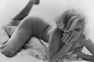 "Bert Stern, 'Marilyn Monroe: From ""The Last Sitting"" (Baby)', 1962"