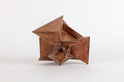 Conrad Shawcross RA, 'Perimeter Studies (Icosahedron solid)', 2021